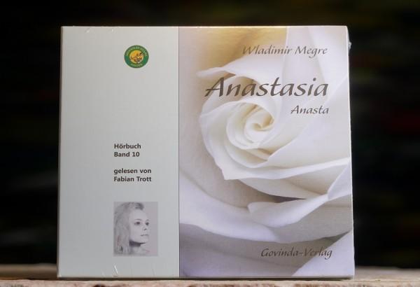 (CD; Hörbuch) Anastasia, Band 10 • Anasta