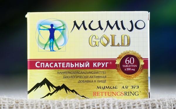 Mumijo Gold 60 St.