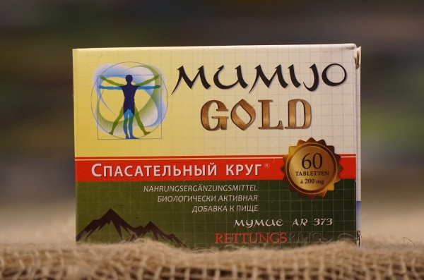 Mumijo Gold 60 St