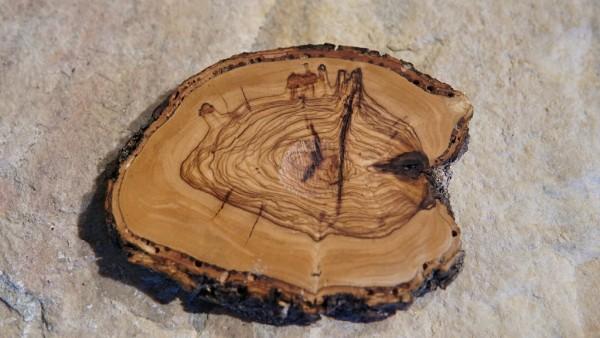 Holzuntersteller für Kugel - verschiedene Größen