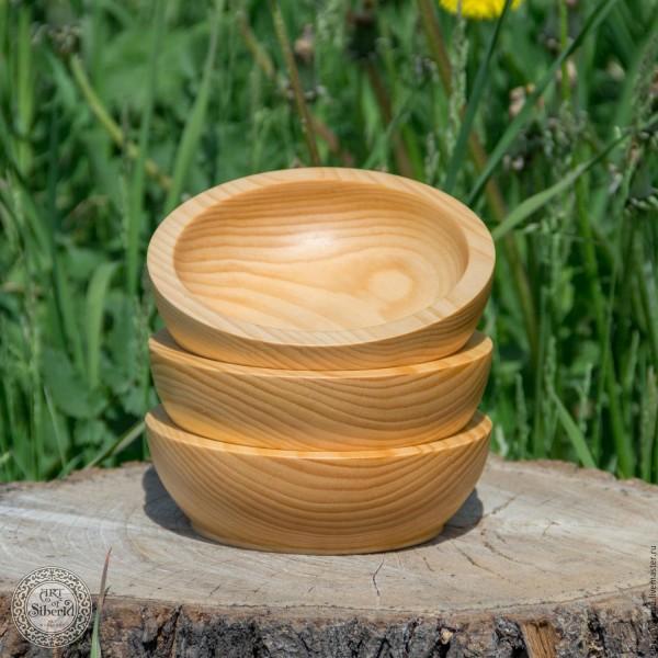 Geschirrset Cedar 3-tlg. Für Lebensmittelprodukte