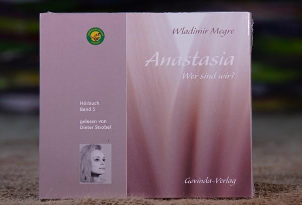 (CD; Hörbuch) Anastasia, Band 5 • Wer sind wir?