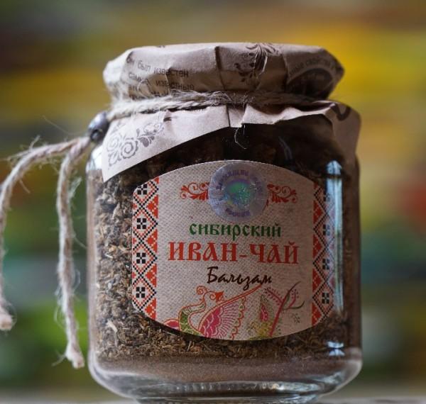 """Kräuter""""Iwan-Chai Balsam"""" fermentiert, 110 g"""