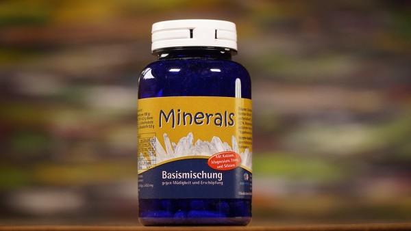 Minerals Basismischung