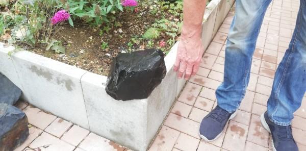 Schungit Naturstein ca. 10kg