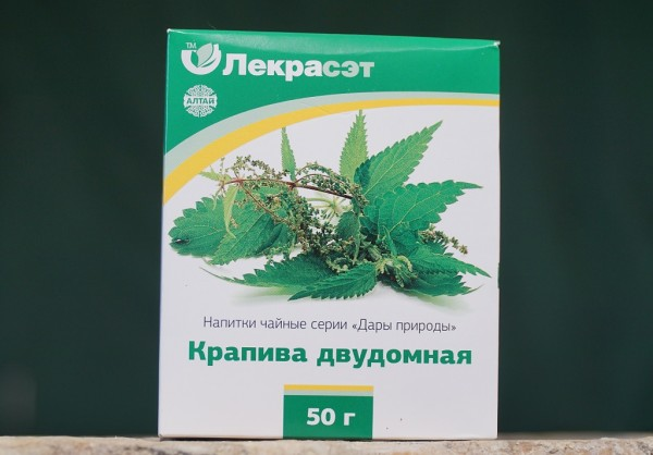 Brennnesselblätter, Rohkost 50g