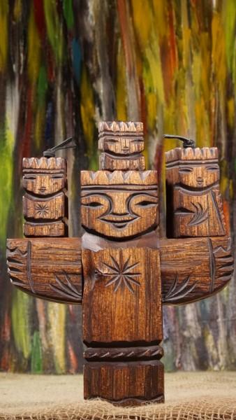 Talisman der Vaterschaft, sibirische Zedern,23 cm