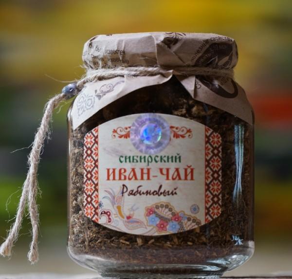"""Kräuter""""Iwan-Chai Eberesche"""" fermentiert, 110 g"""