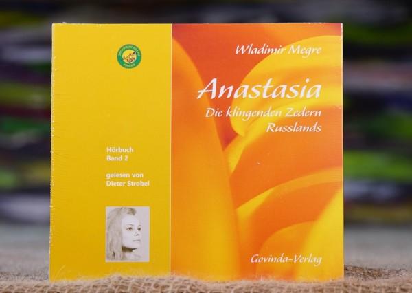(CD; Hörbuch) Anastasia, Band 2 • Die klingenden Zedern Russlands