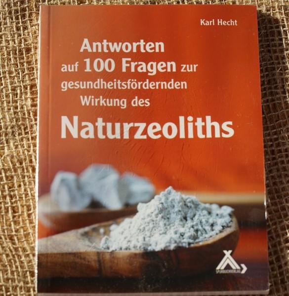 Buch: Antworten auf 100 Fragen zur gesundheitsfördernden Wirkung des Naturzeoliths