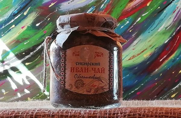 """Kräuter """"Iwan-Chai Sanddorn"""" fermentiert, 110g"""
