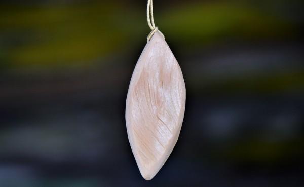 Talisman der Gesundheit aus Zedernholz, ca. 5-7cm