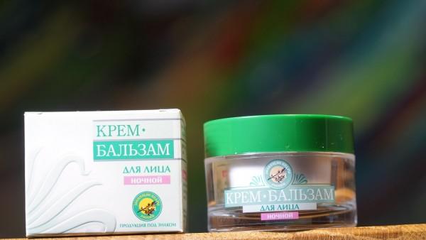 Creme-Balsam-Nacht