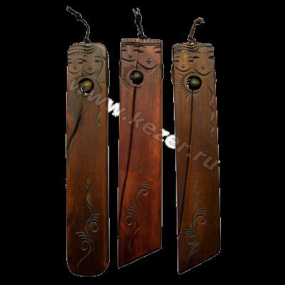 Talisman aus Zedernholz (Mutterschaftsschutz) (25 cm)