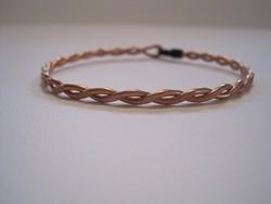 99,99% Kupfer Armband für Mann