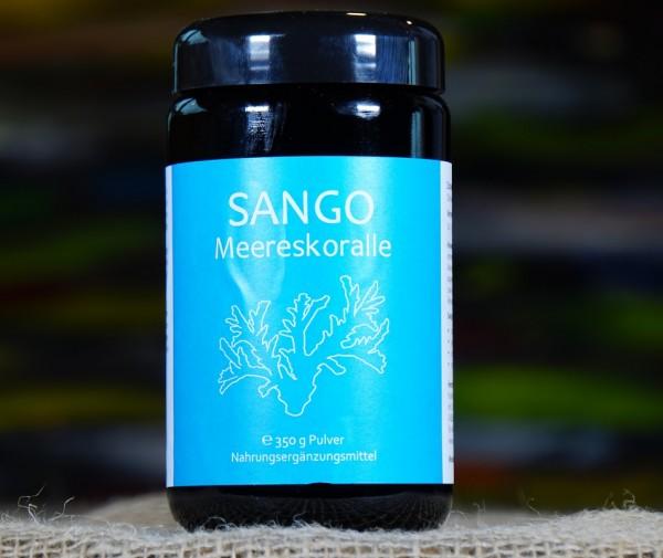 Sango Meereskorallen Pulver, 350g