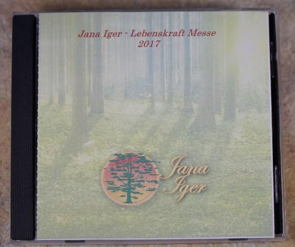 DVD-Jana Iger Lebenskraft-Messe 2017