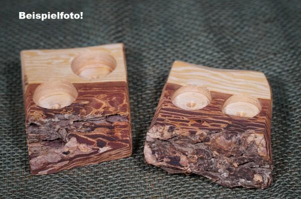 Holzuntersteller für Zylinder