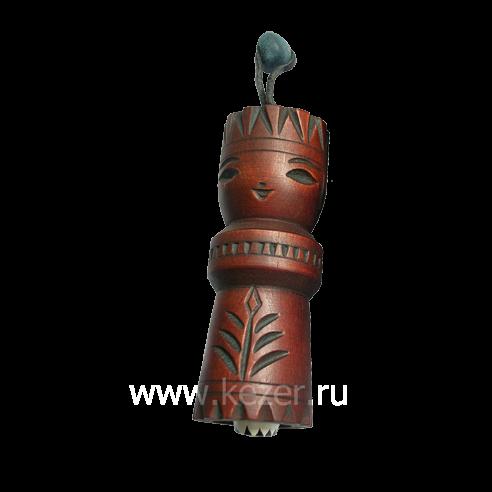 Mudra weiblich aus Zedernholz (Talisman der Weisheit) ca. 8cm