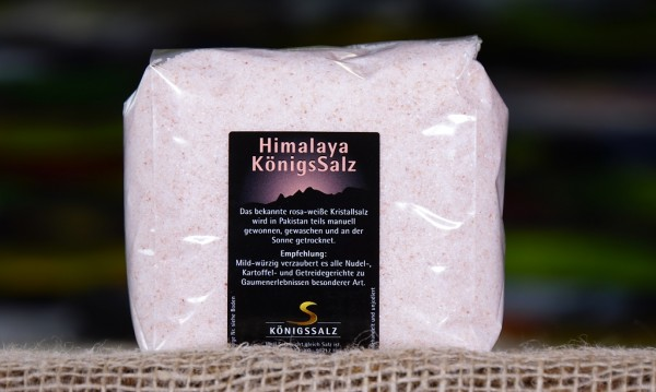 HimalayaSalz gemahlen Tüte 500g