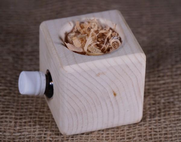 Aroma-Raum Zedernwürfel mit Ätherische Öl aus Zedern