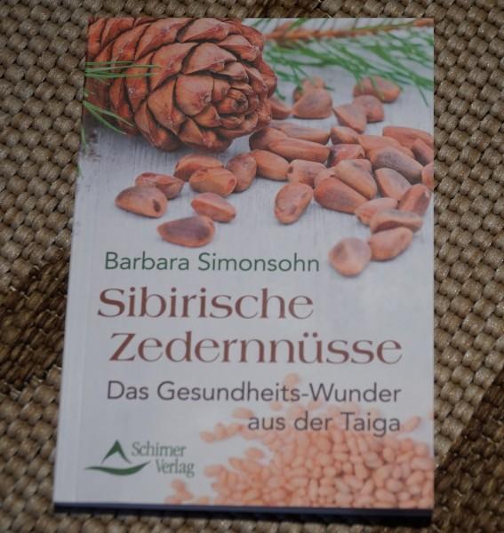 """Buch """"Sibirische Zedernnüsse"""""""