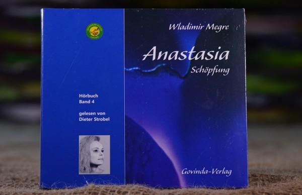 (CD; Hörbuch) Anastasia, Band 4 • Schöpfung