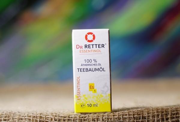 Teebaumöl Bio Ätherisches Öl aus Russ.10ml