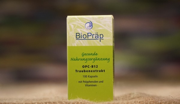 OPC - B12 Traubenextrakt