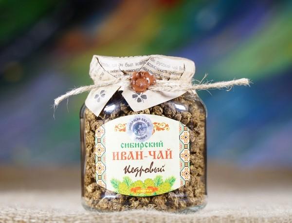 """Kräuter """"Iwan-Chai oder Weidröschen"""" doppelt fermentiert, 110 g"""